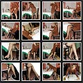 Bas nylon Gallerie Photo Nylon stockings Gallerie pictures